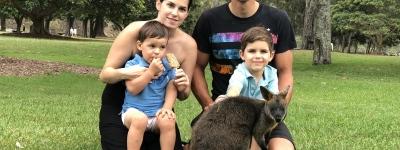 Beňušovci v Austrálii