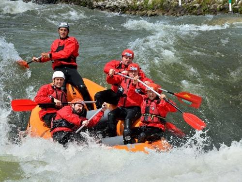 Májový rafting