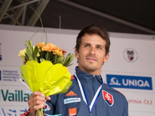 Prvá pražská medaila!